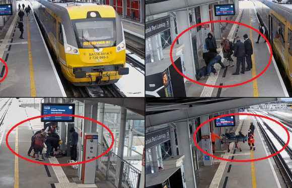 Світ не без добрих людей: в Гданську очевидці врятували життя пасажиру