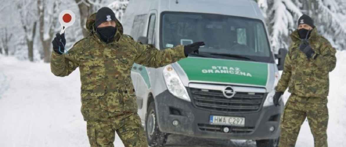 На польському кордоні затримали і депортували 8 українців: ті хотіли незаконно потрапити до Німеччини та Нідерландів
