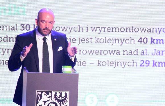 Президент Вроцлава українською привітав українців у Польщі з Різдвом (ВІДЕО)