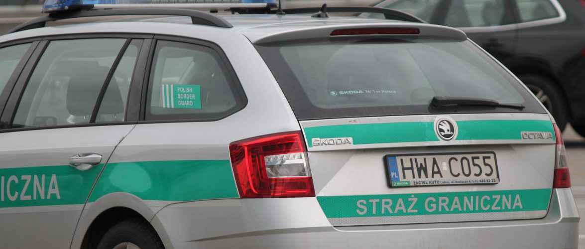 Близько 30 іноземців хотіли перетнути кордон Польщі з фальшивим «запрошенням» на роботу