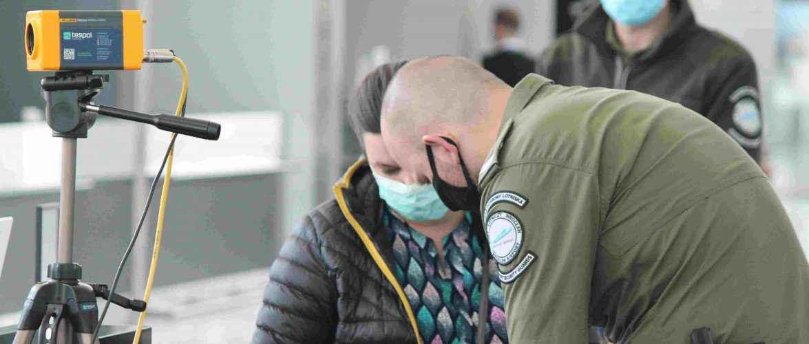 У аеропорті Вроцлава почали робити експрес-тести на COVID-19