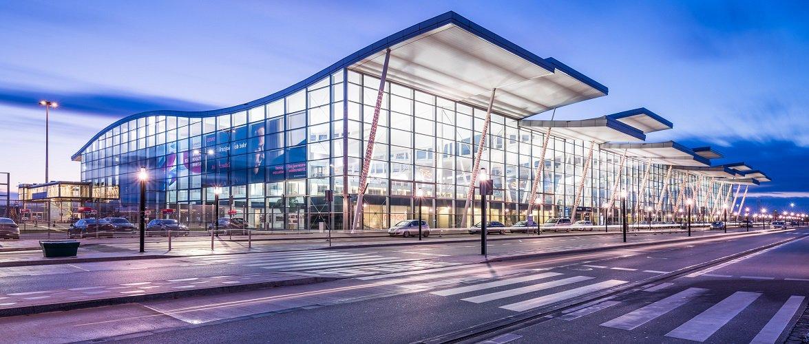 Вроцлавський аеропорт обслужив за рік втричі менше пасажирів