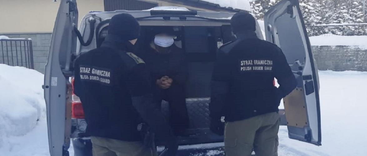 В Польщі затримали і депортували українця, який вчасно не сплатив штраф