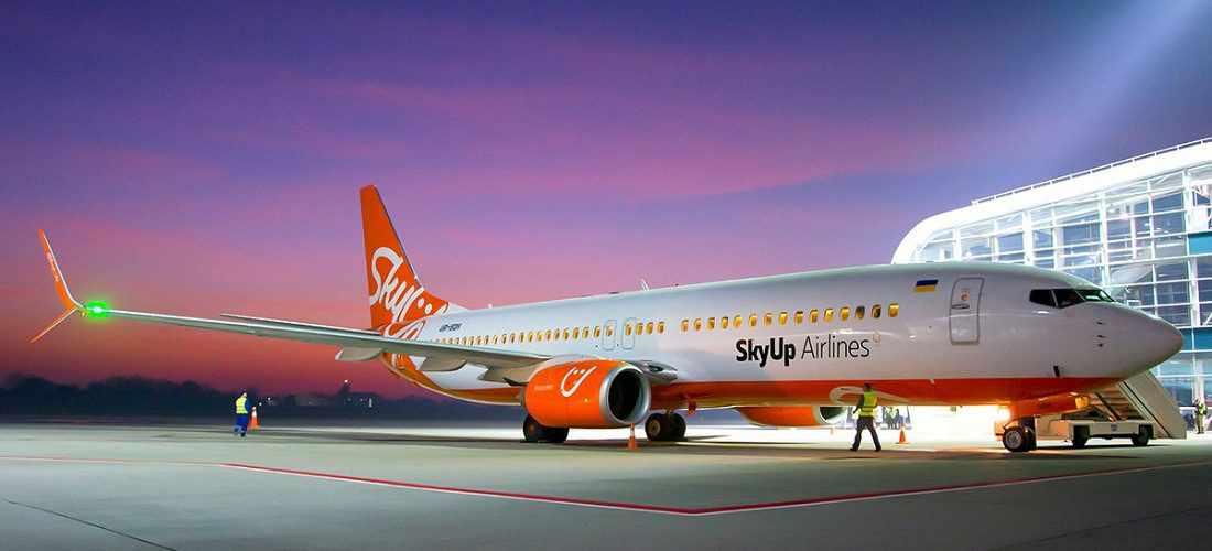 SkyUp оголосив про нові маршрути між Польщею та Україною