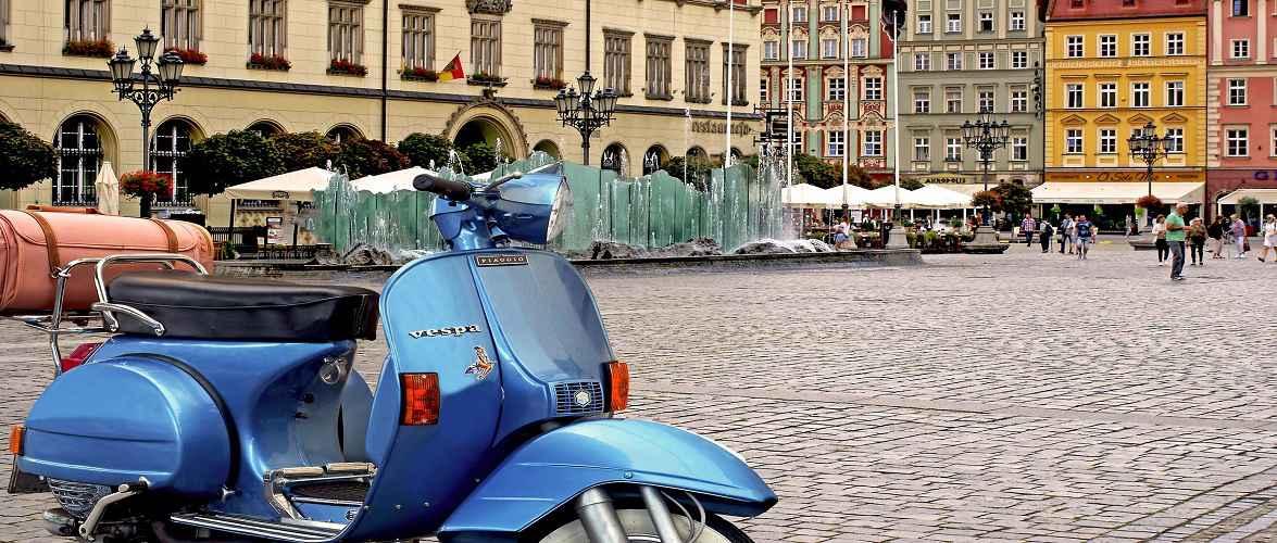 Вроцлав — третє місто в Польщі за кількістю заторів