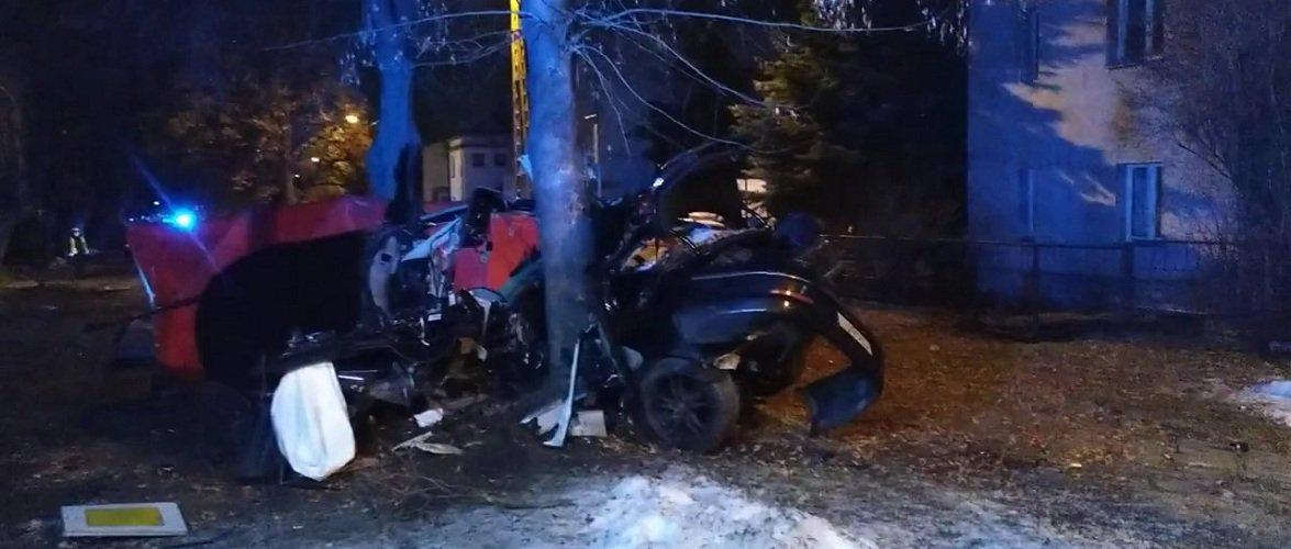 У Польщі двоє молодих українців загинули в автомобільній аварії [+ВІДЕО, ФОТО]