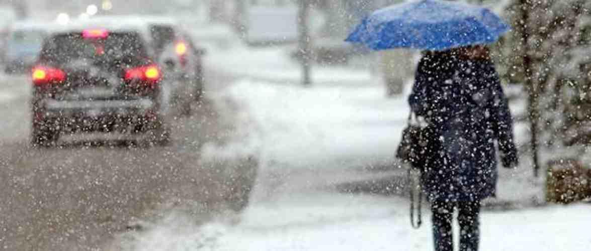 У Польщі може випасти до пів метра снігу