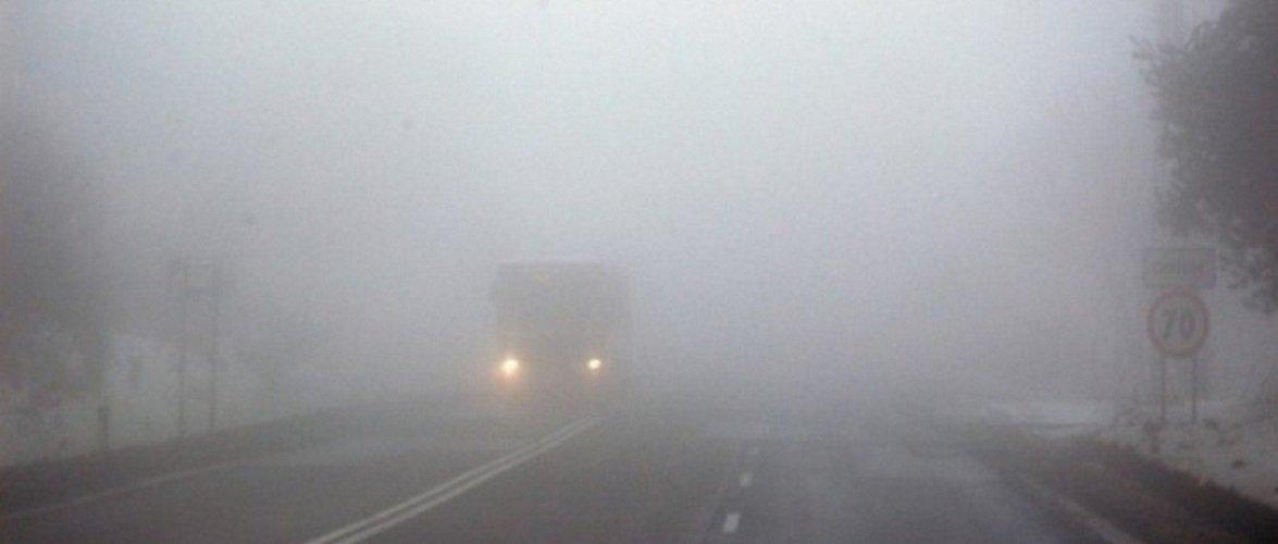Видимість до 100 — де у Польщі прогнозують туман?