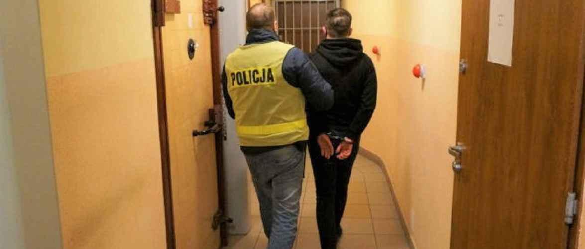 У Польщі українець пограбував магазин
