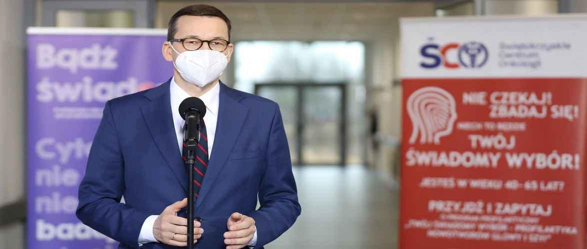 Уряд Польщі готує новий етап послаблення карантинних обмежень