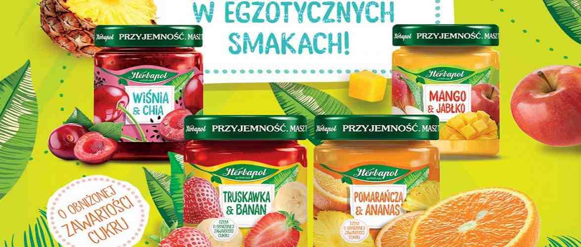 Джем з манго, апельсина чи банана? Польська фірма створила нові екзотичні смаки