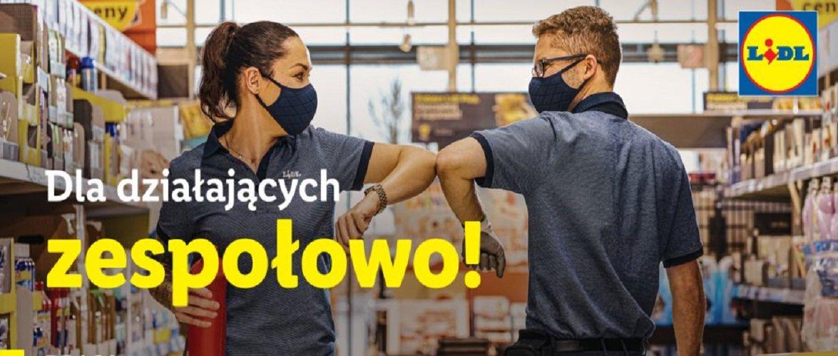 """«Lidl» в Польщі заохочує до працевлаштування: стартувала кампанія """"Praca na lata"""""""