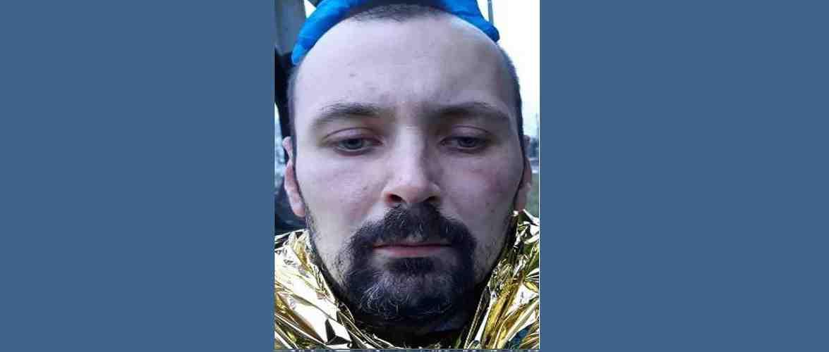 Чоловік у Польщі втратив пам'ять, може бути українцем. Поліція просить допомогти [+ФОТО]