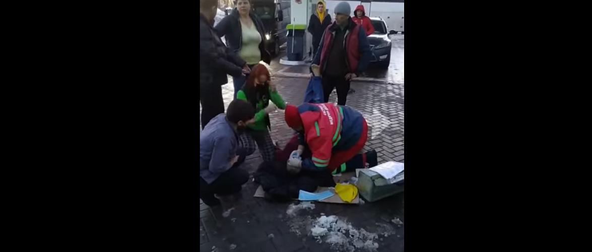 Біля кордону раптово помер молодий українець, який повертався з заробітків у Польщі [+ВІДЕО 18+]
