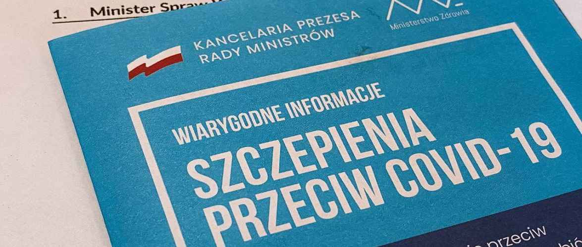 Наслідки вакцинації: 90-річна жінка в Польщі померла після щеплення