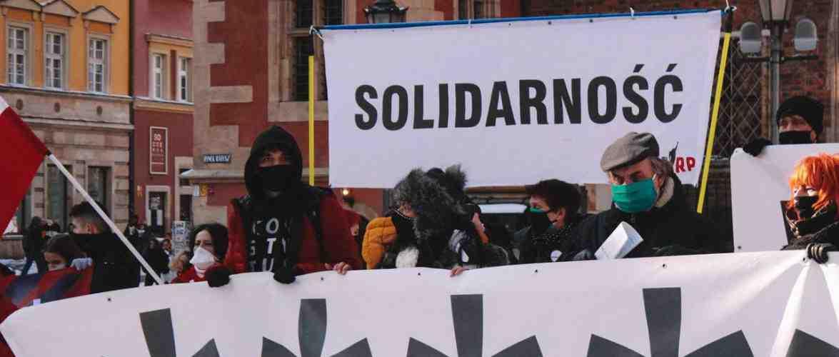 Media bez wyboru. У  Вроцлаві пройшов протест у підтримку ЗМІ (ФОТО, ВІДЕО)