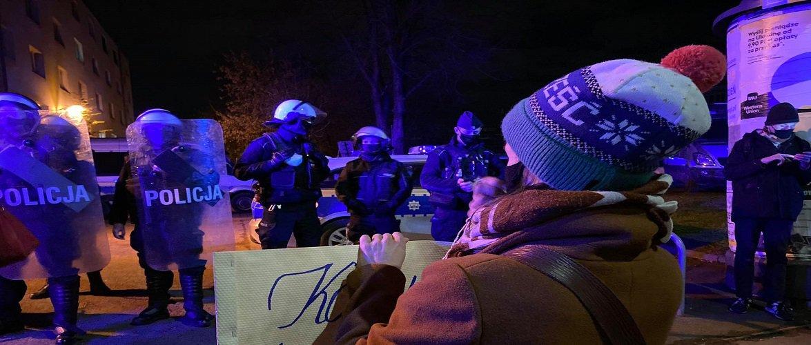 «День жінок без компромісів»: як у Вроцлаві пройшла акція протесту? [+ФОТОГАЛЕРЕЯ]