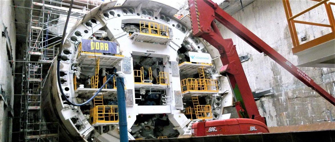 Сьогодні розпочнеться будівництво найдовшої підводної переправи у Польщі
