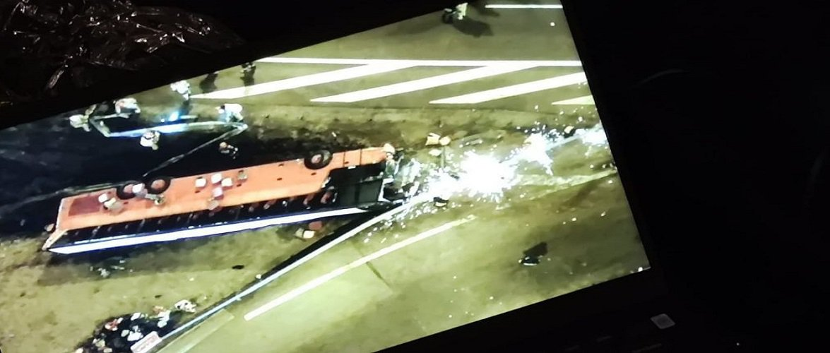 Нова інформація про аварію автобуса з українцями в Перемишлі: що стало причиною та скільки людей насправді було в салоні