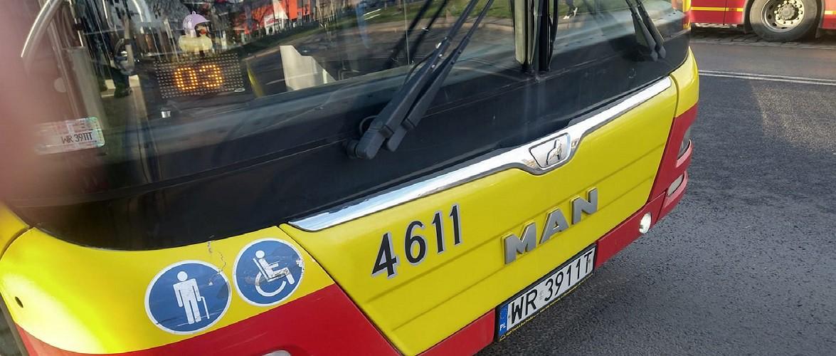 У Вроцлаві водії автобусів не впускають пасажирів без масок