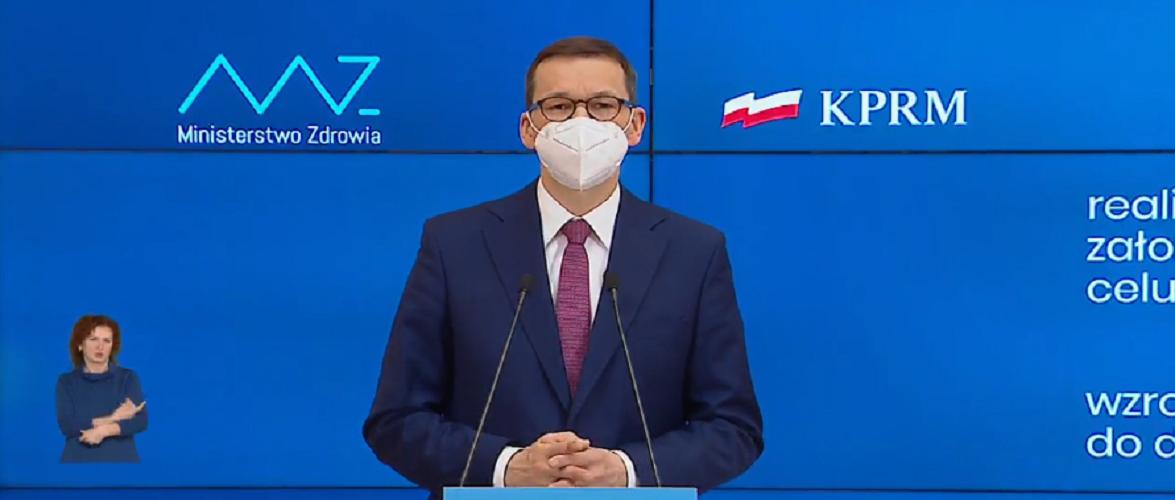 25 березня уряд Польщі оголосив про новий локдаун: які будуть наступні обмеження?