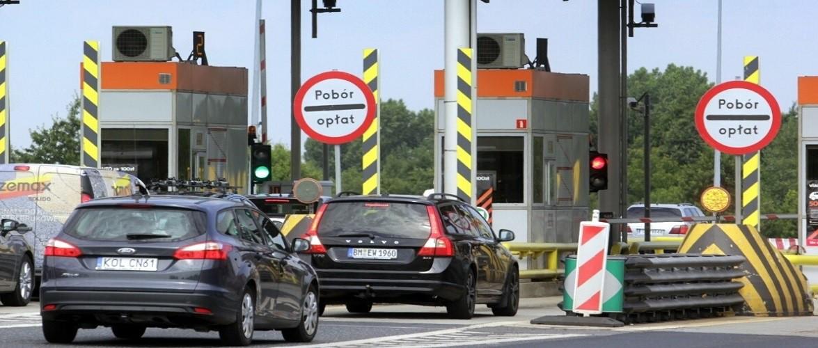 У Польщі приберуть шлагбауми на автострадах