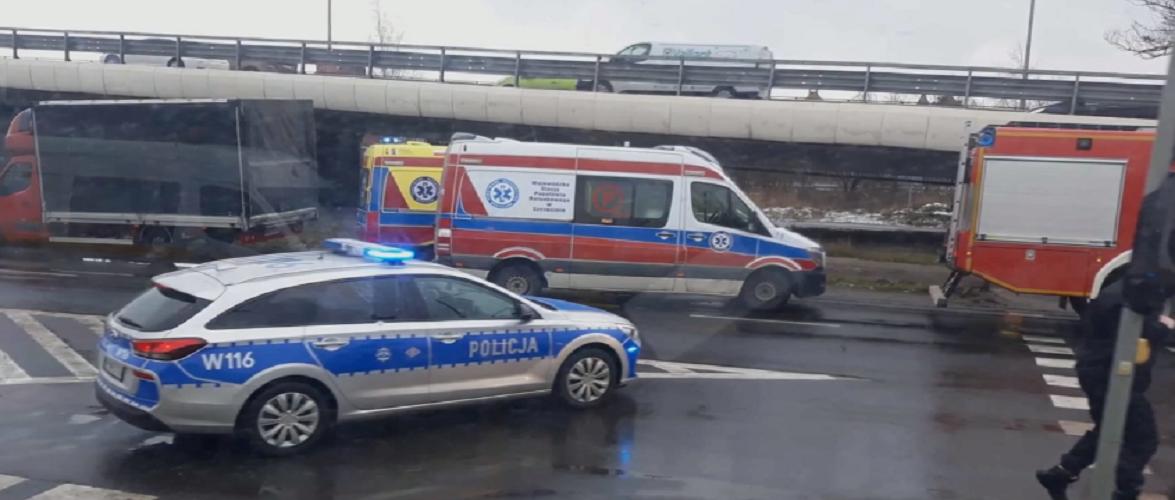 В Польщі зіткнулося два автобуси: постраждало понад 20 осіб