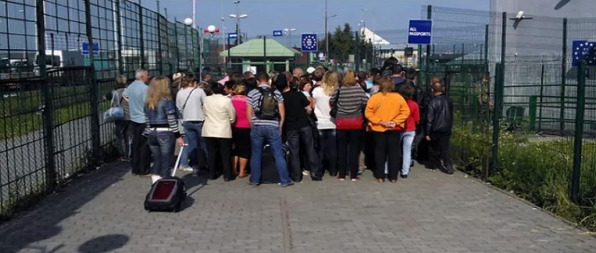 Як виглядає перетин польського кордону після 30 березня? [+ВІДЕО]