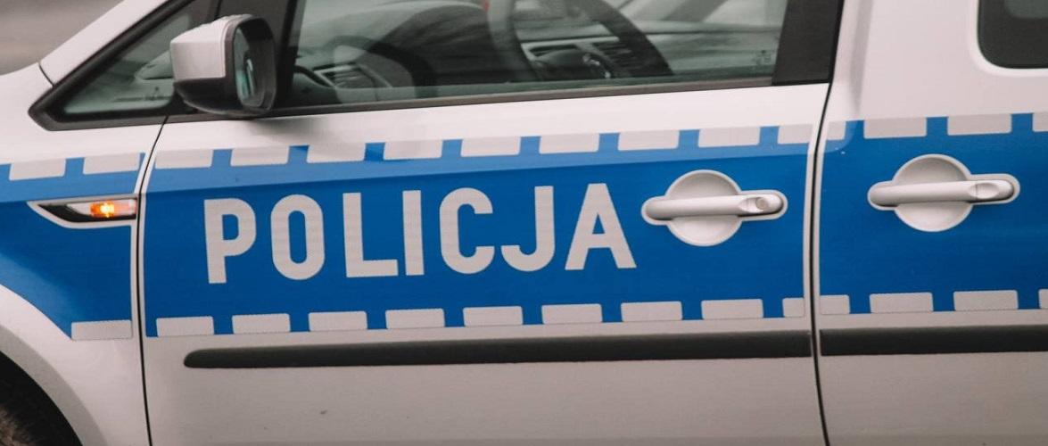 Українець в Польщі наїхав на поліцейського