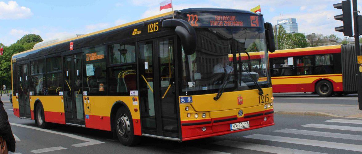 Транспорт у польських містах