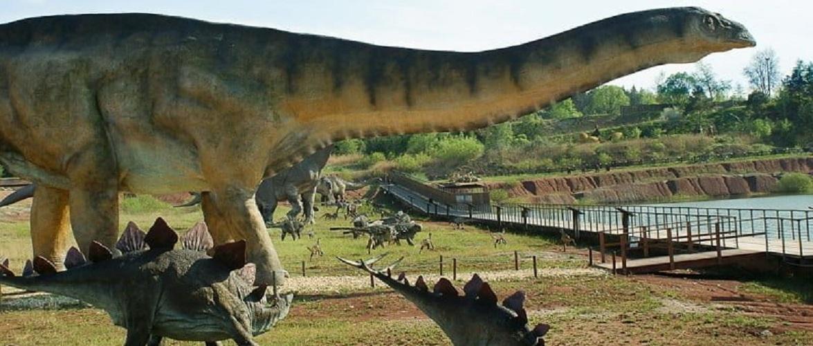 Зустрічайте, динозаври у Вроцлаві