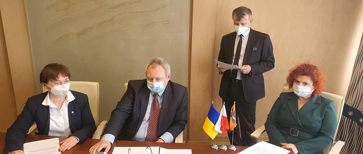 Польський шпиталь співпрацюватиме з Україною