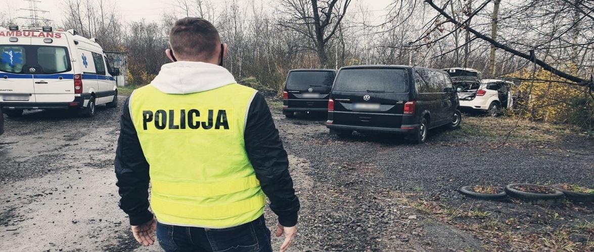 Поліція в Польщі застрелила чоловіка під час затримання [+ФОТО]