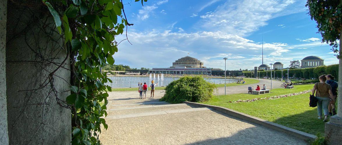 З травня у Вроцлаві відкривається мультимедіальний фонтан