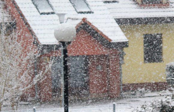 Сьогодні на Польщу чекає похолодання та дощ зі снігом