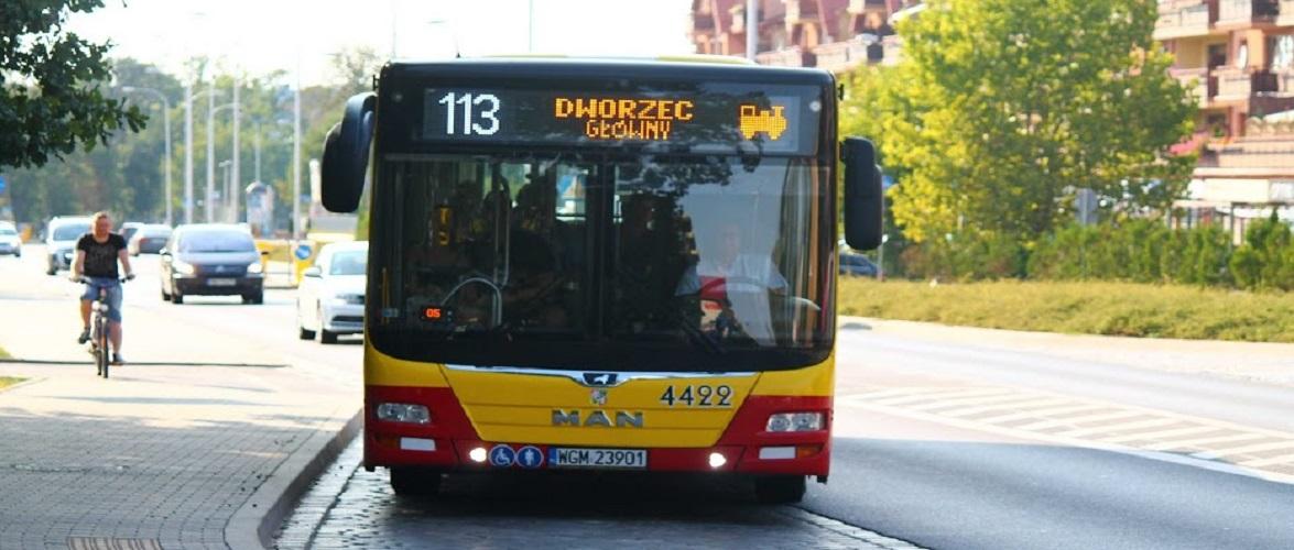 З 10 квітня у Вроцлаві — зміни в русі громадського транспорту
