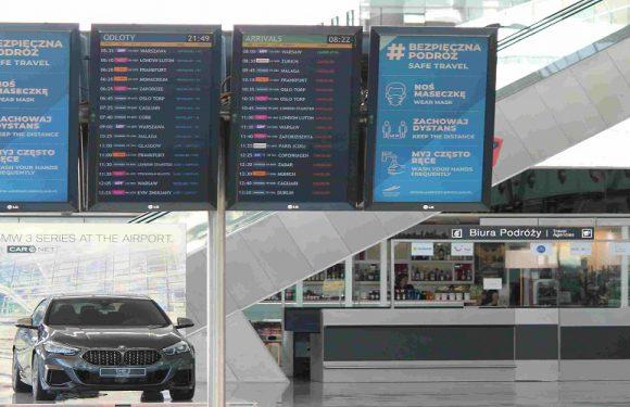 В аеропорту у Вроцлаві за порушення умов карантину депортували 6 українців