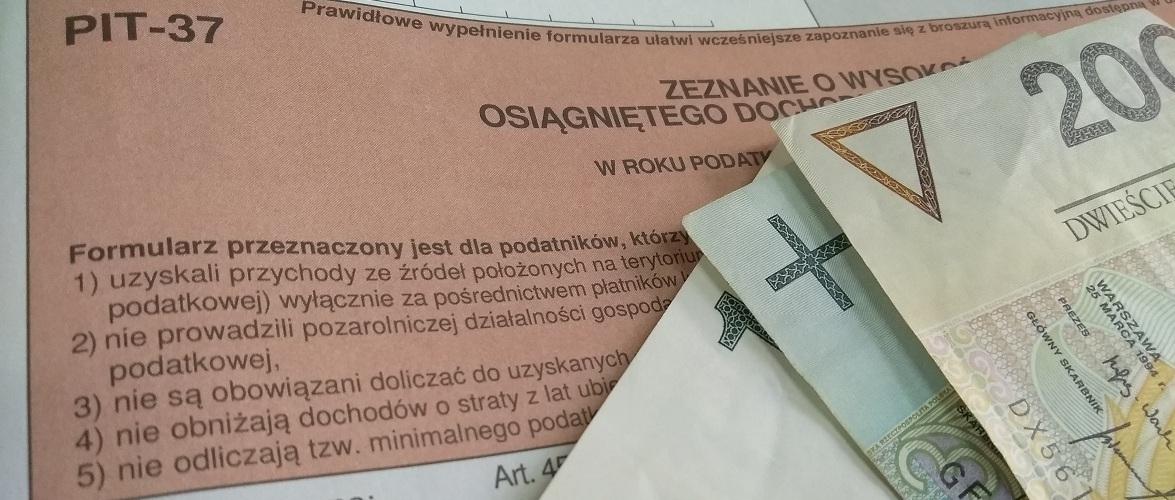 Останній тиждень щоб надіслати податкову декларацію в Польщі