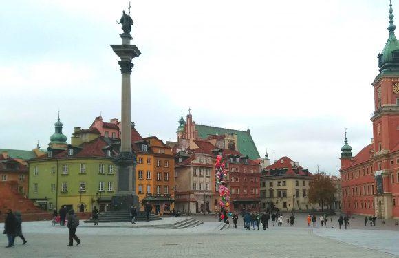 Перелік пунктів у Варшаві, де можна пройти тест на COVID-19
