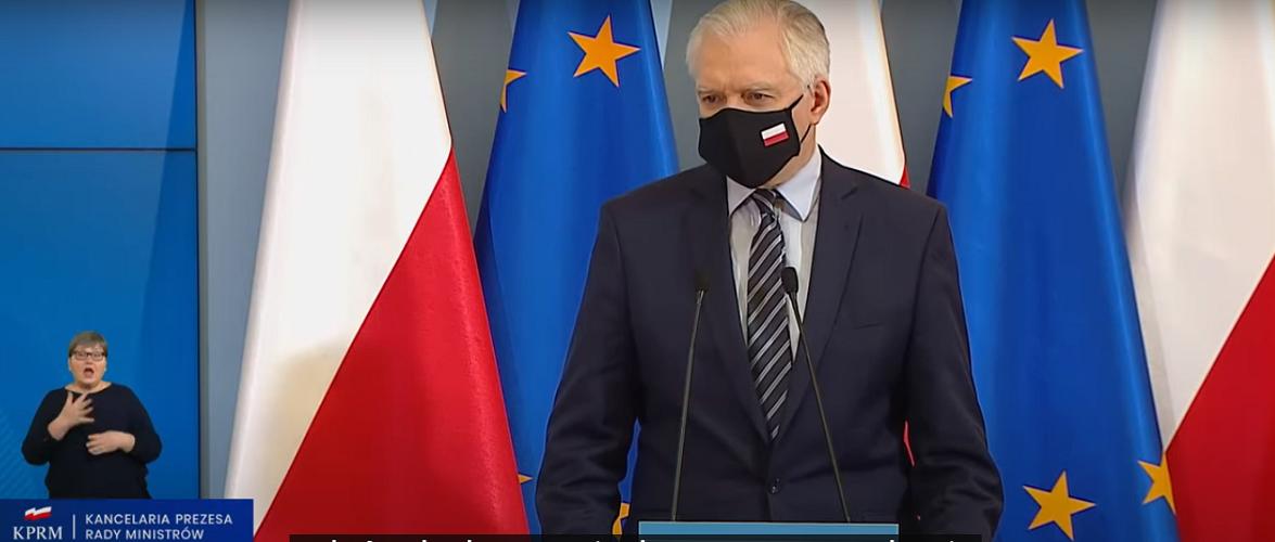 Вже в травні у Польщі можна буде вакцинуватися на робочому місці