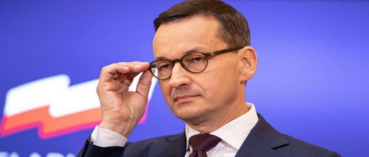 Політики опозиції у Польщі виступають за звільнення прем'єр-міністра Моревецького