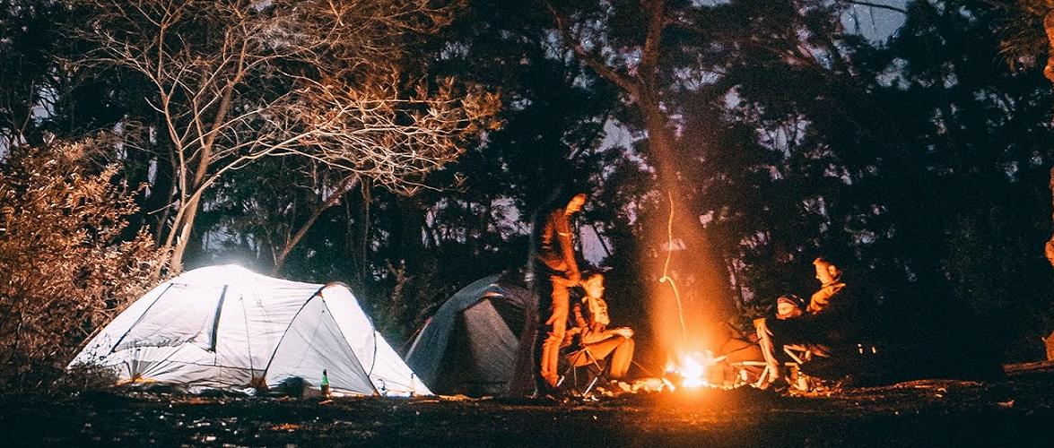 Для ночівлі в лісі з наметом у Польщі потрібен буде спеціальний дозвіл