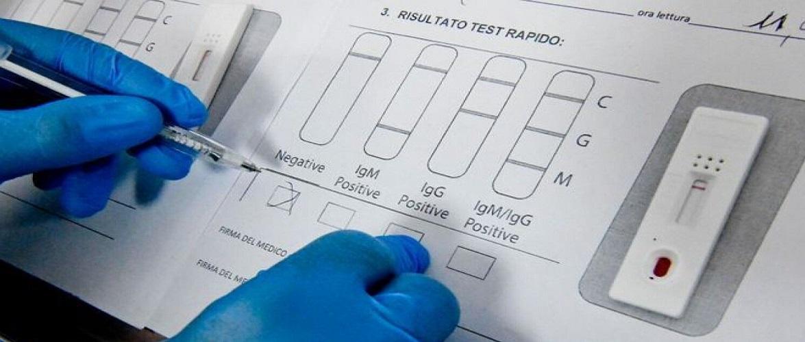 В Польщі поліція затримала чоловіка, який продавав «липові» тести на коронавірус