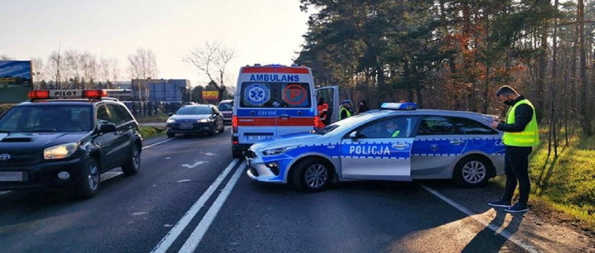 Трагедія в Польщі: вантажівка збила насмерть молоду жінку, двоє маленьких дітей у лікарні