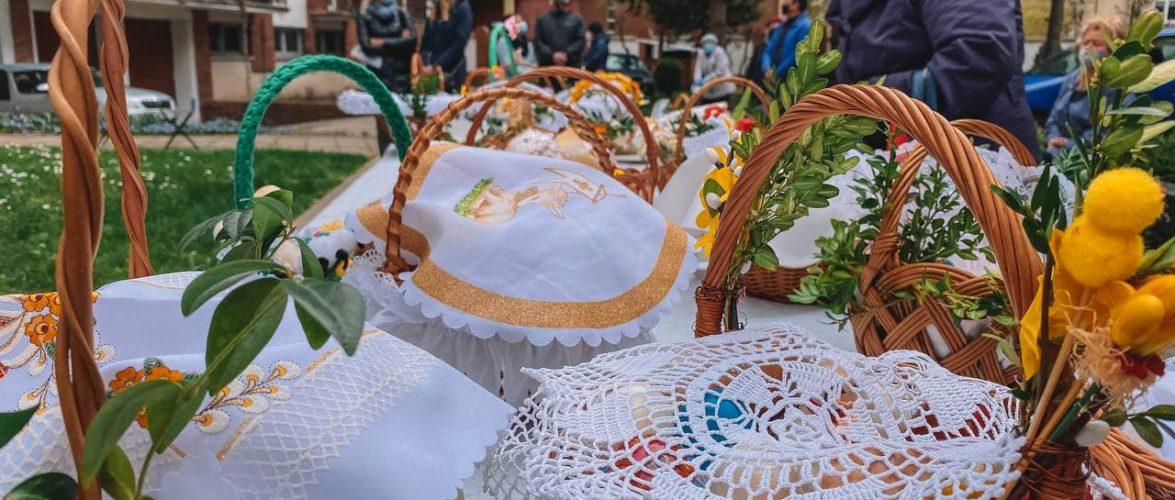 Wielkanoc: Як виглядає святкування Великдня у Польщі під час коронавірусу (ФОТО, ВІДЕО)