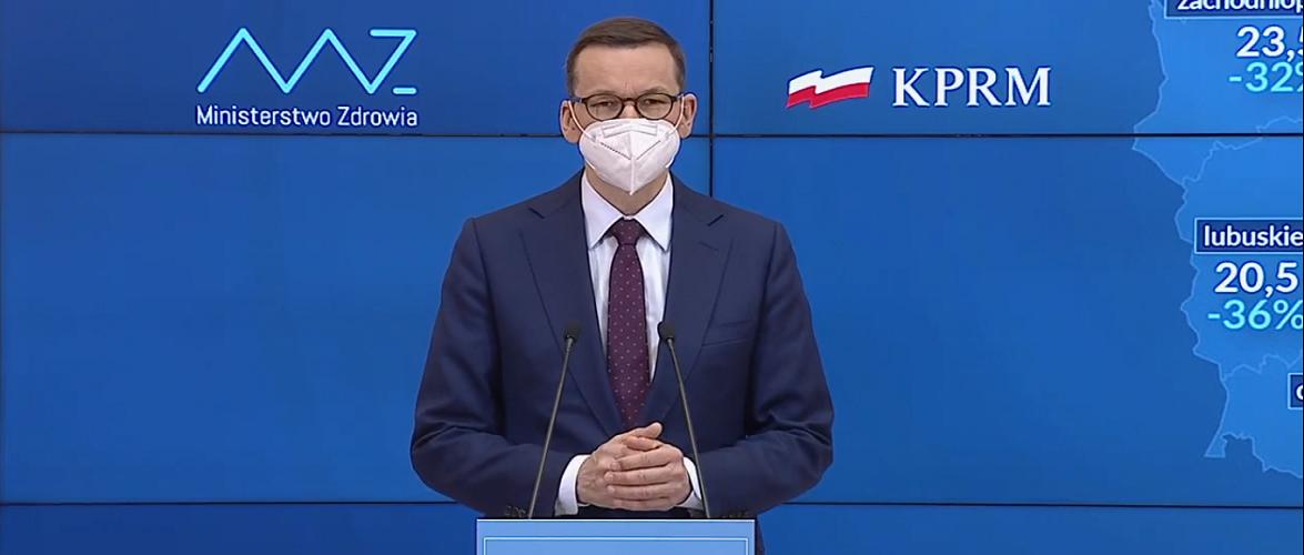 Уряд Польщі оголосив план скасування обмежень: що зміниться після 1 травня?