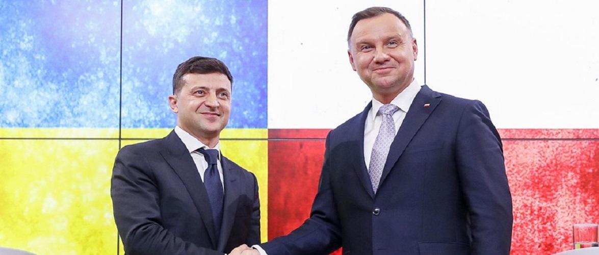 У травні Володимир Зеленський відвідає Польщу