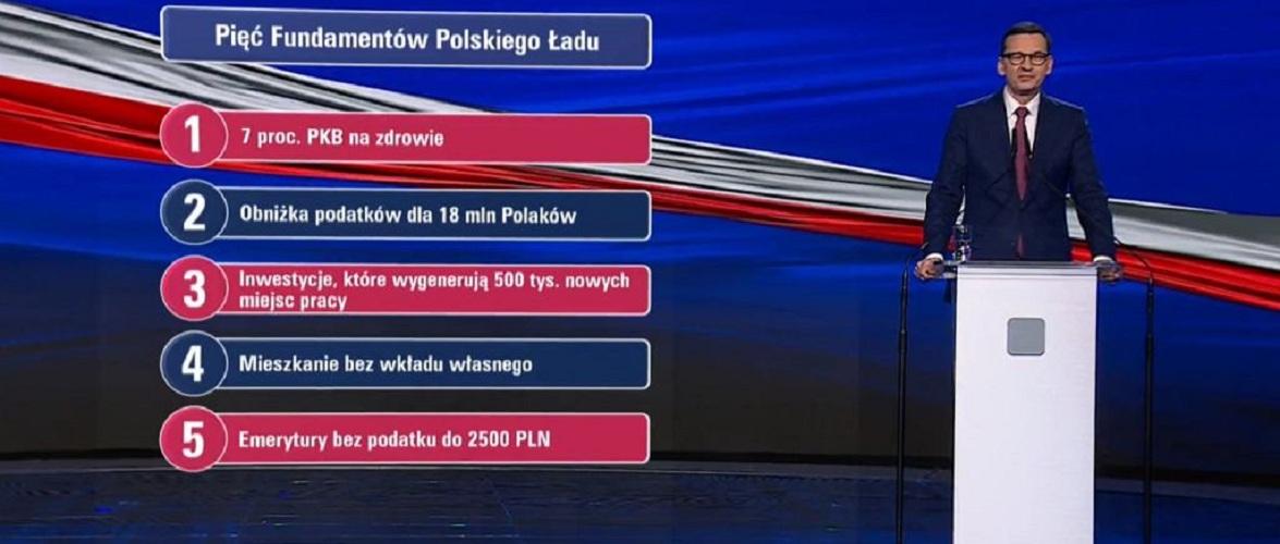 Уряд представив Новий Польський Лад — що очікувати?