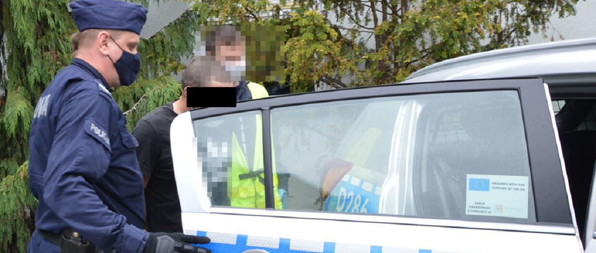 Двоє українців у Польщі заарештовані через крадіжки