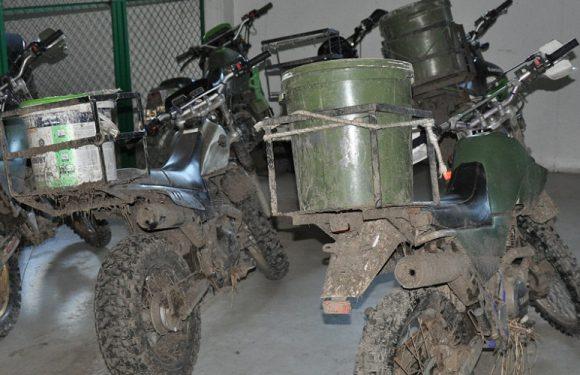 У Польщі впіймали контрабандистів на крос-мотоциклах [+ФОТО]